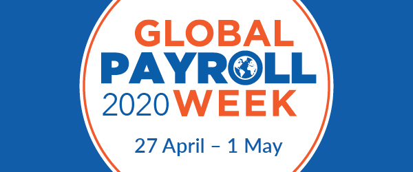 global payroll week banner