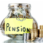 pension graphic
