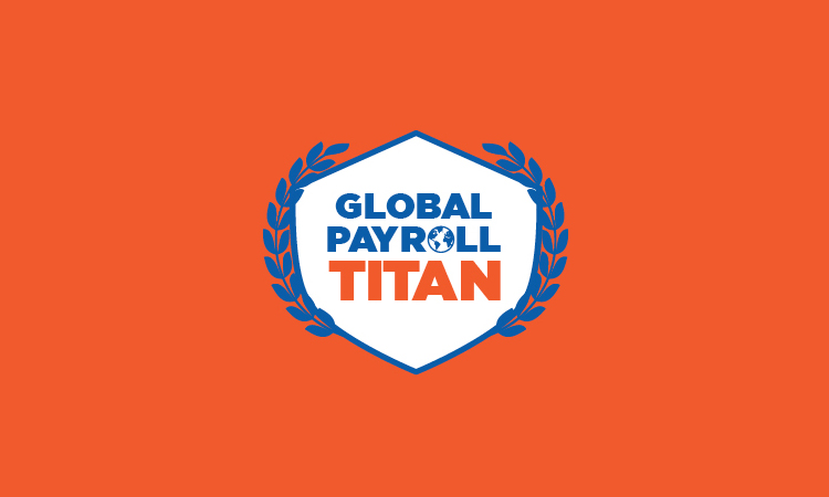 Global Payroll Titan Award
